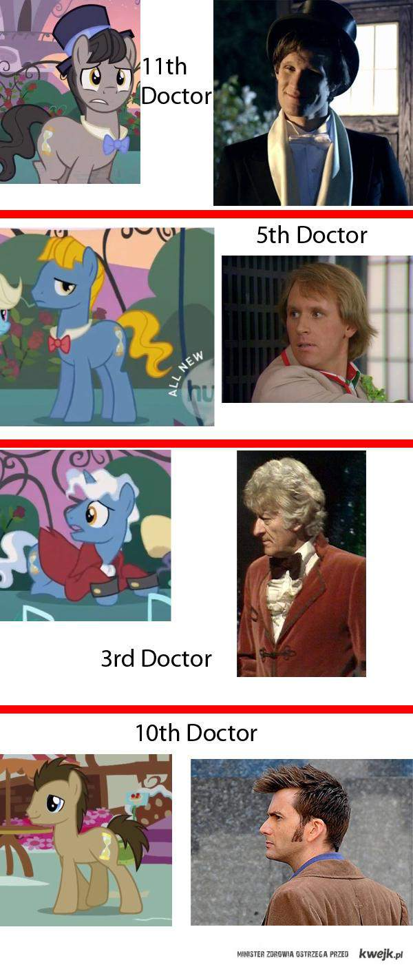 Doctor Who aka Whooves