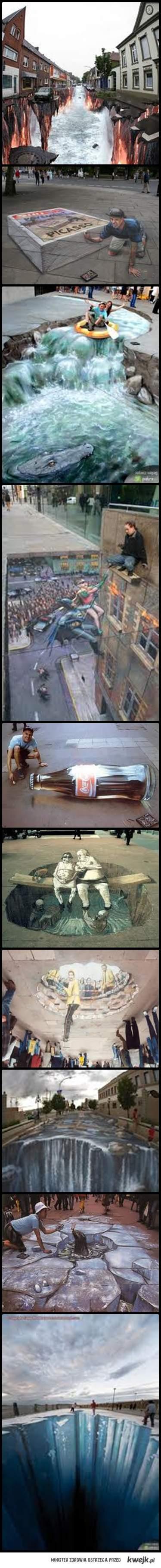 Iluzje uliczne