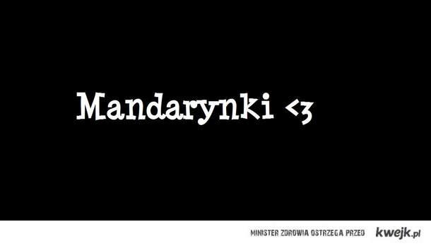 mandarynki <3