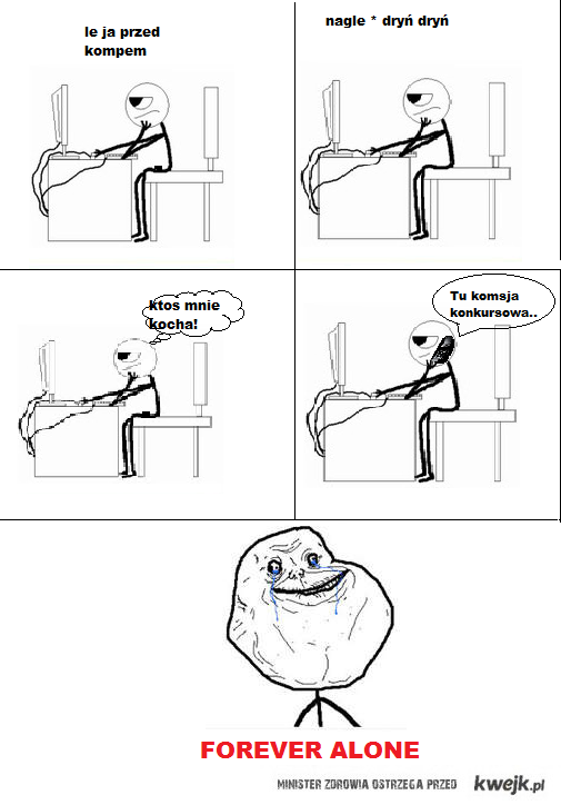ForEver Alone ...