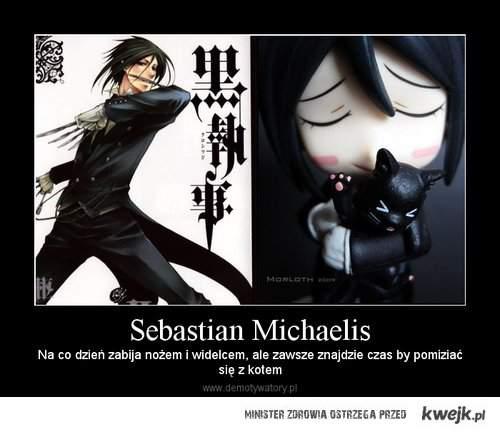 Sebastian Michaelis - Kuroshitsuji <3