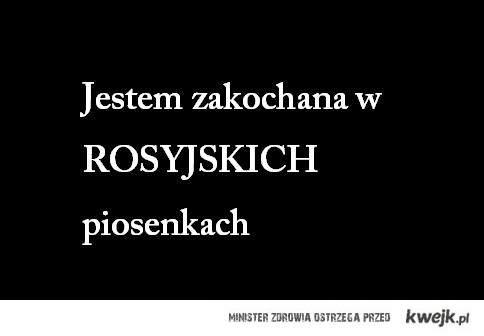 Kocham rosyjskie piosenki