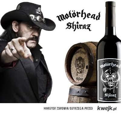 Motorhead Shiraz