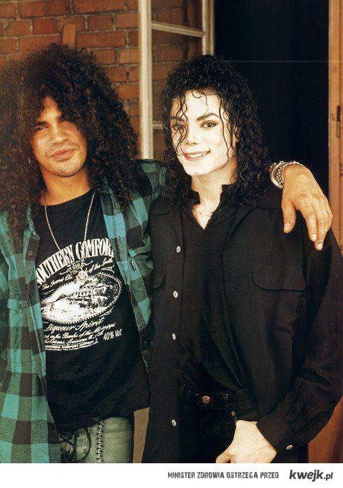 slash & michael