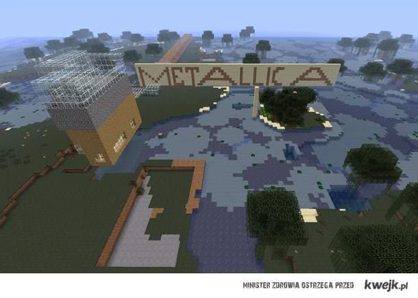 Metallica Minecraft