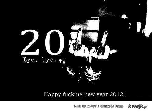 Bye bye 2011'