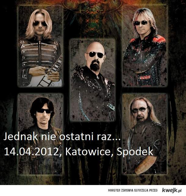 Judas Priest!