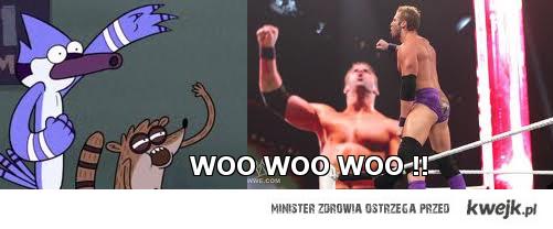 WOO WOO WOO !!