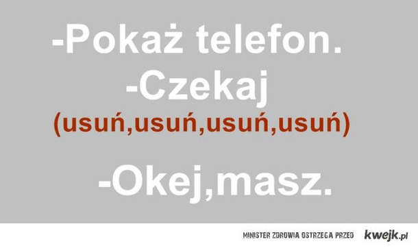pokaż telefon