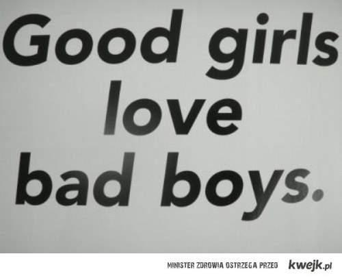 Good girls..
