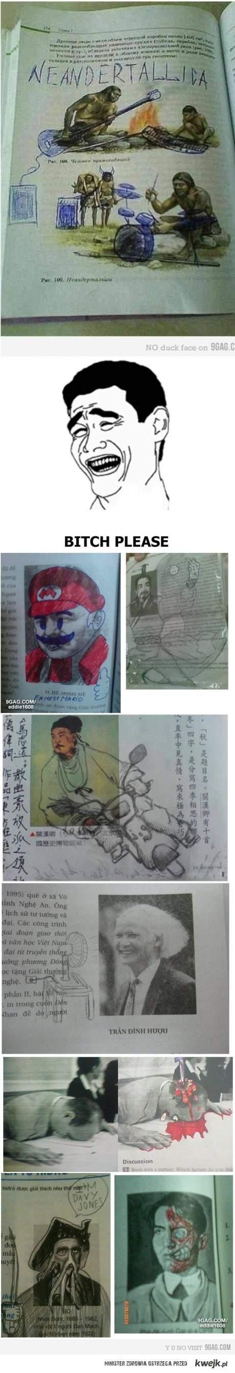 Drawing like a boss