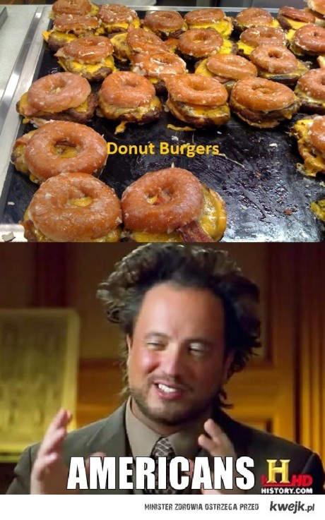 hamburgery pączkowe