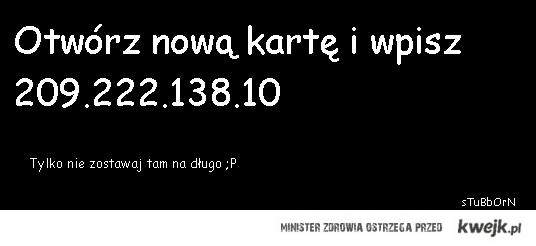 Wpisz to ;D