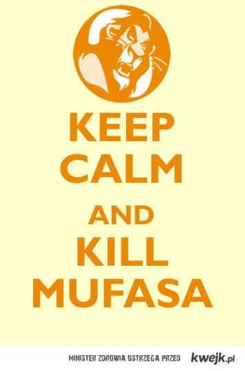 kill mufasa