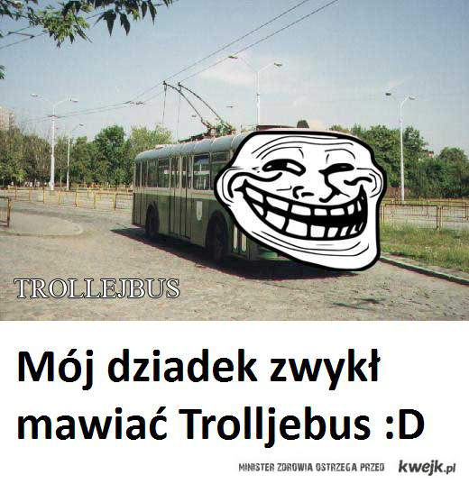 Trolljebus