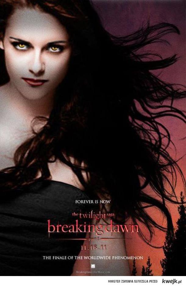 Breaking Dawn- Second Part