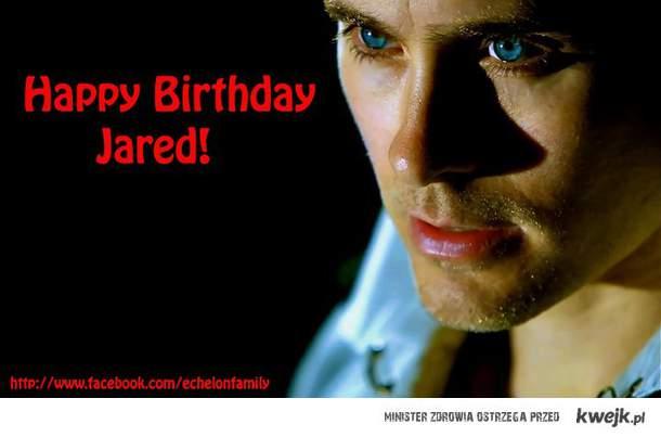 100 lat Jared ♥
