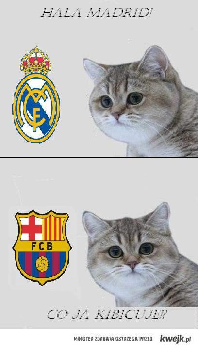 Real v Barca