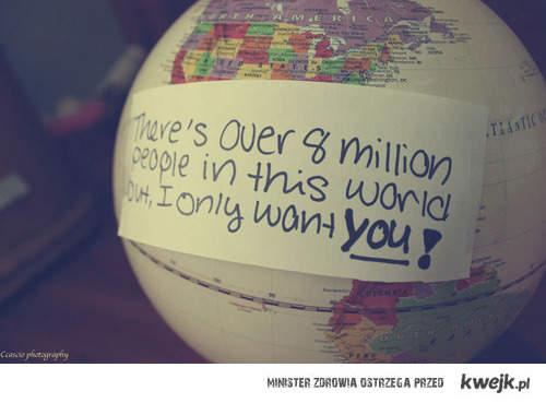Chcę tylko Ciebie!