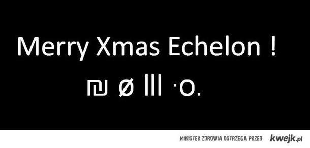 Xmas Echelon <3