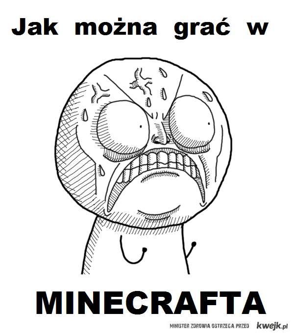 minecraft jak można?