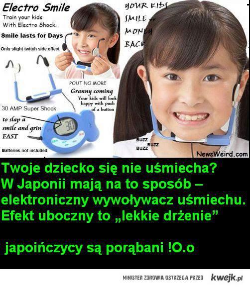 Japonia i ich głupie pomysły