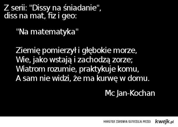 Jan to the Kochan