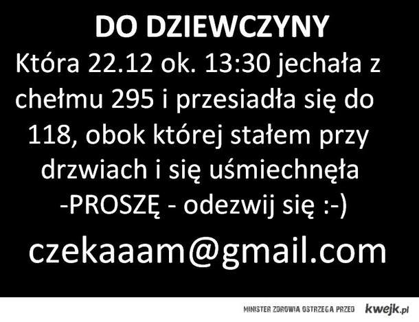 Proszę napisz !!!