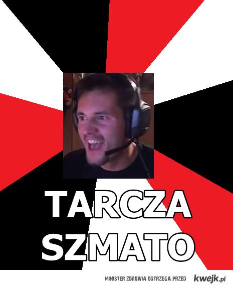 Rojo i Tarcza Szmato!