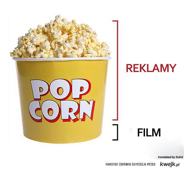 Popcorn. Cała prawda.