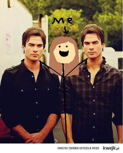 Damony + me !