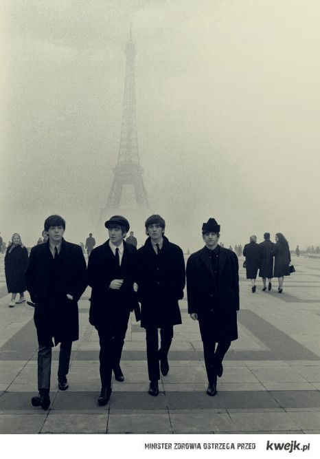 The Beatles! <3