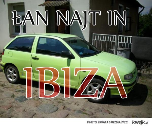 One Night In Ibiza