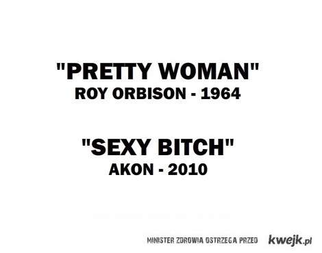 Roy Orbison - 1964 , Akon - 2010 -,-