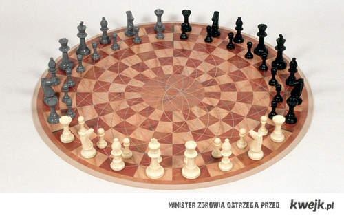 okrągłe szachy
