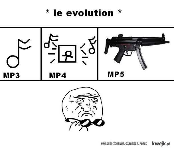 *le evolution *