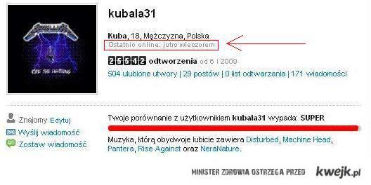 Last.fm przewiduje przyszłość! :)