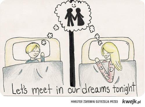 spotkajmy się we śnie