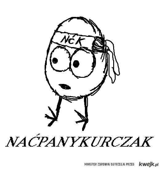 NaćpanyKurczak