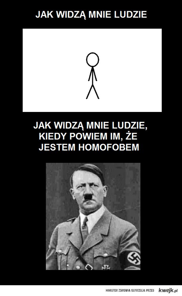 O homofobach
