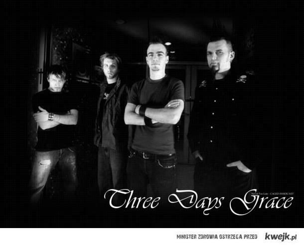 Three Days Grace ♥