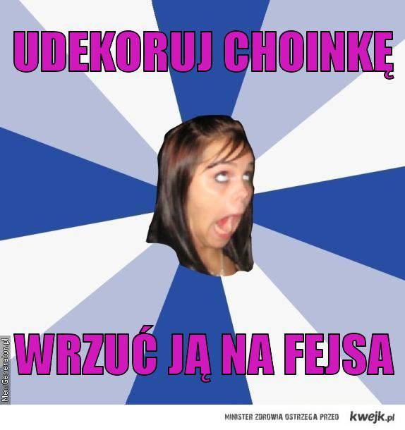 choinka@FB