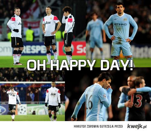 Brawa dla Manchesterów!