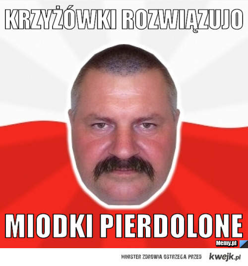 Pan Andrzej i krzyżówki