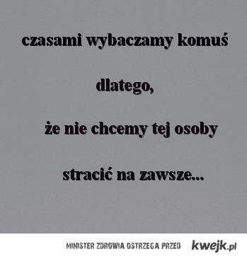 wybacz. ;c