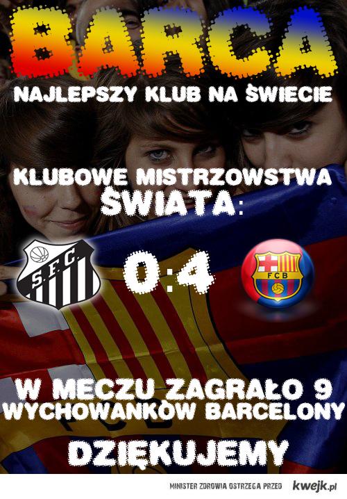 Klubowe Mistrzostwa Świata są nasze!!