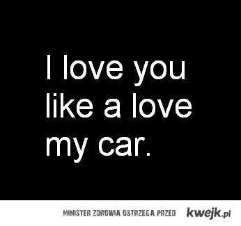my car<3