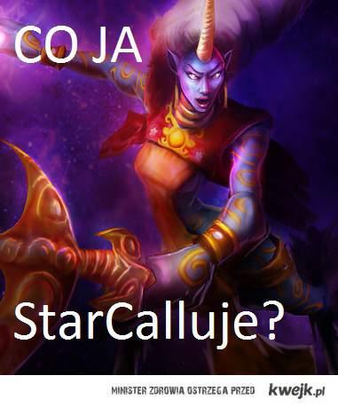 CO JA STARCALLUJE?