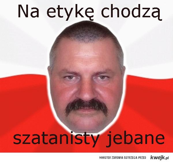 pan Andrzej i religia