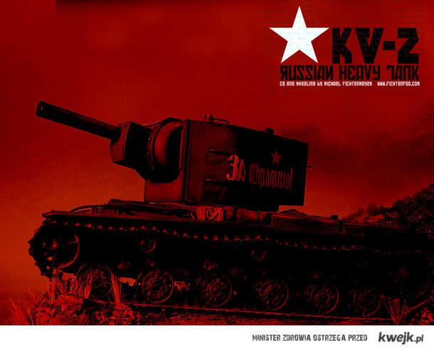 KV2 Heavy tank